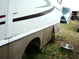 2006 WINNEBAGO SIGHTSER MOTORHOME PARTS