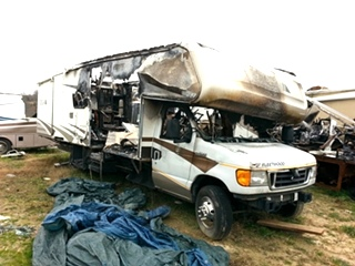 2007 FLEETWOOD TIOGA PARTS - RV SALVAGE YARD
