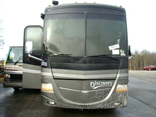 2007 FLEETWOOD DISCOVERY PARTS FOR SALE  - VISONE RV SALVAGE YARD
