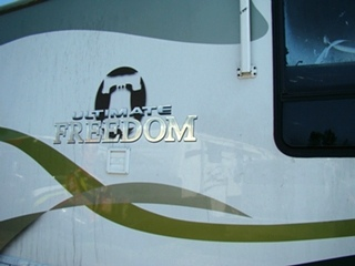 WINNEBAGO ULTIMATE FREEDOM PARTS FIND RV PARTS AT VISONE RV SALVAGE