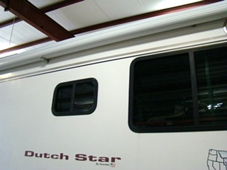 2001 NEWMAR DUTCH STAR MOTORHOME RV PARTS