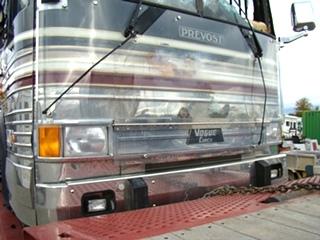 PREVOST PARTS - 1997 PREVOST BUS VOGUE MOTORHOME PARTS FOR SALE