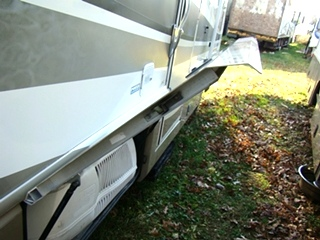 RV SURPLUS SALVAGE PARTS 2000 FLEETWOOD PACE ARROW VISION PARTING OUT