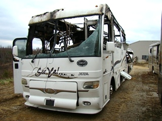 USED RV MOTORHOME PARTS- SALVAGE - 2004 ALFA SEE YA PART FOR SALE BY VISONE RV
