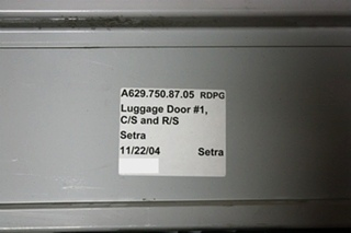 Setra S 417 TOP CLASS Luggage Door #1 For Sale