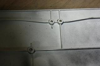 Setra Bus Center Facia Panel Between Headlights for Sale