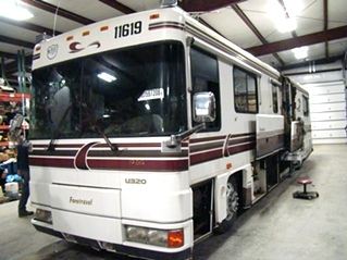 1998 FORETRAVEL PARTS RV SALVAGE MOTORHOME PARTS FOR SALE