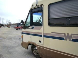 VINTAGE WINNEBAGO RV / MOTOHOME PARTS FOR SALE