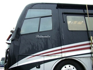 2013 Holiday Rambler Ambassador Front Cap - RV Parts For Sale
