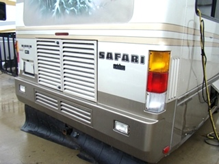 MONACO BEAVER PARTS DEALER 1999 BEAVER SAFARI SERENGETI MOTORHOME PARTS
