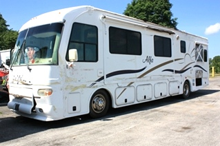 2003 ALFA SEE YA MOTORHOME PARTS FOR SALE USED CALL VISONE RV