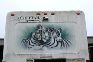 2003 BEAVER SAFARI CHEETAH USED RV PARTS FOR SALE
