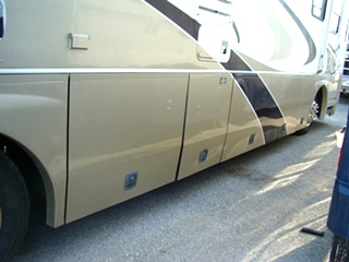 2005 CROSS COUNTRY SPORTS COACH RV PARTS VISONE RV