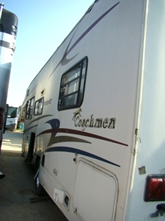 2005 COACHMEN FREELANDER PARTS FOR SALE