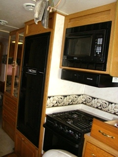 2000 HURRICAN MOTORHOME PARTS BY FOUR WINDS RV