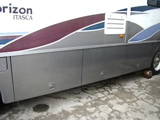 2002 ITASCA HORIZON PARTS FOR SALE