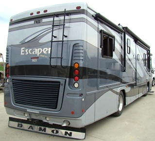 2005 DAMON ESCAPER USED PARTS FOR SALE