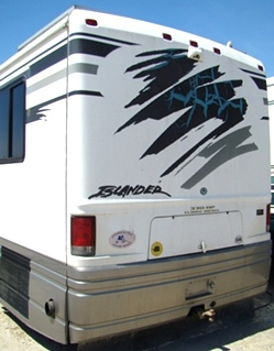 2001 ISLANDER BY NATIONAL RV PARTS FOR SALE