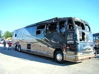 USED PREVOST PARTS 1997 PREVOST H3 45 VANTARE FEATHERLITE PARTS FOR SALE
