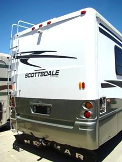 USED RV - MOTORHOME PARTS 2004 NEWMAR SCOTTSDALE