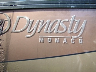 PARTS FOR SALE 2005 MONACO DYNASTY