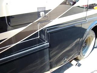 2011 NEWMAR CANYON STAR PARTS / MOTORHOME SALVAGE YARD