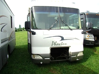 2003 PHAETON RV / MOTORHOME PARTS FOR SALE