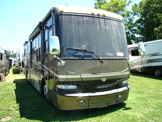 MONACO COACH PARTS | 2005 MONACO CAMELOT RV SALVAGE YARD