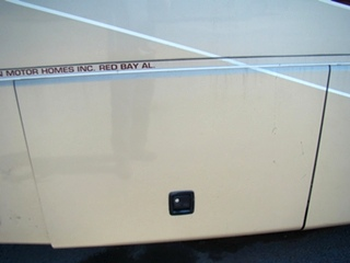 2002 ALLEGRO ZEPHYR MOTORHOME PARTS FOR SALE USED RV SALVAGE SURPLUS