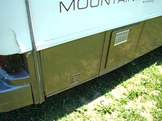 USED 1999 NEWMAR MOUNTAIN AIRE PARTS FOR SALE