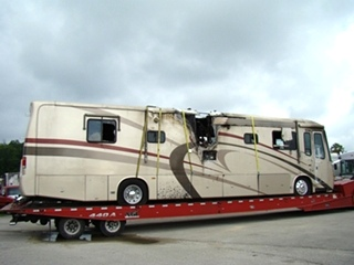 USED RV PARTS - 2002 TRAVEL SURPREME MOTORHOME PARTS