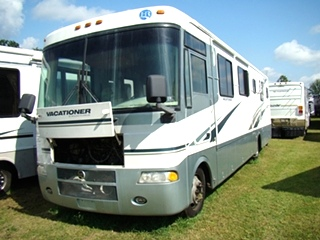 HOLIDAY RAMBLER VACATIONER MOTORHOME PARTS 2001