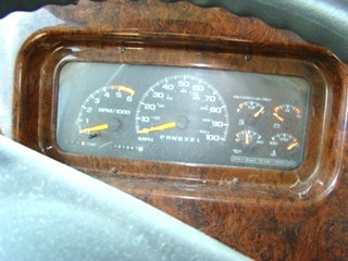 HOLIDAY RAMBLER VACATIONER MOTORHOME PARTS 2001
