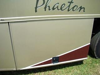 USED 2003 PHAETON MOTORHOME PARTS FOR SALE