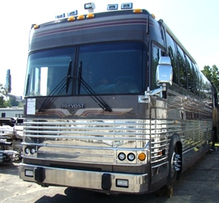 PREVOST PARTS - 1995 PREVOST BUS MOTORHOME PARTS FOR SALE