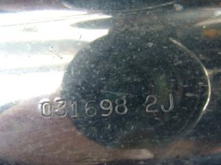 1999 BLUEBIRD WANDERLODGE LXI BUS / MOTORHOME PARTS FOR SALE