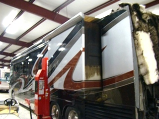 USED RV PARTS - 2007 TRAVEL SUPREME MOTORHOME PARTS