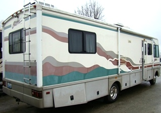 1999 FLEETWOOD SOUTHWIND MOTORHOME PARTS