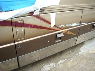 WONDERLODGE MOTORCOACH BLUE BIRD BUS PARTS 1999 WONDERLODGE
