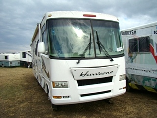 2006 HURRICAN MOTORHOME PARTS CALL VISONE RV 606-843-9889
