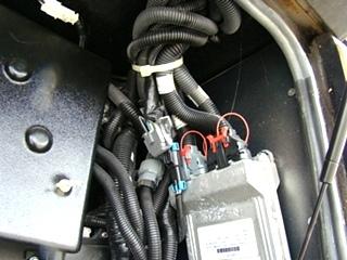 RV SALVAGE PARTS 2001 MONACO DIPLOMAT MOTORHOME