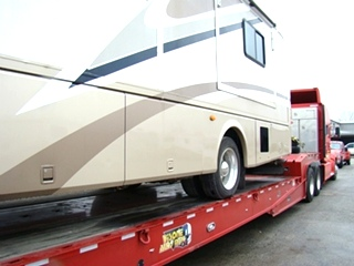 RV SALVAGE PARTS 2001 MONACO DIPLOMAT MOTORHOME