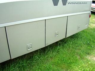 WINNEBAGO PARTS FOR SALE PARTING THIS 2001 WINNEBAGO ADVENTURER