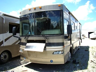 WINNEBAGO PARTS DEALER - SEARCH 2004 WINNEBAGO JOURNEY MOTORHOME PARTS