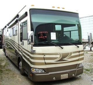 DAMON RV PARTS 2013 TUSCANY MOTORHOME SALVAGE VISONE RV