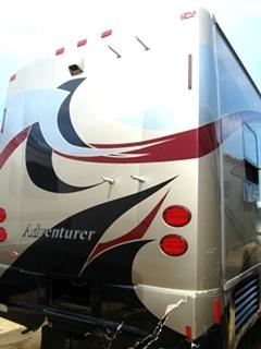 2009 WINNEBAGO ADVENTURER USED PARTS FOR SALE