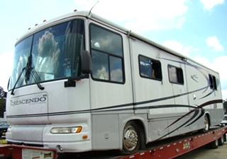 USED MOTORHOME SALVAGE - 2004 GULF STREAM CRESCENDO PART | RV PARTS