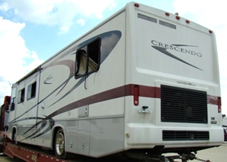 USED MOTORHOME SALVAGE - 2004 GULF STREAM CRESCENDO PART / RV PARTS