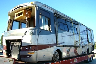 2005 AMBASSADOR HOLIDAY RAMBLER PARTS USED FOR SALE