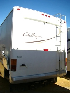 USED 2001 DAMON CHALLENGER PARTS FOR SALE